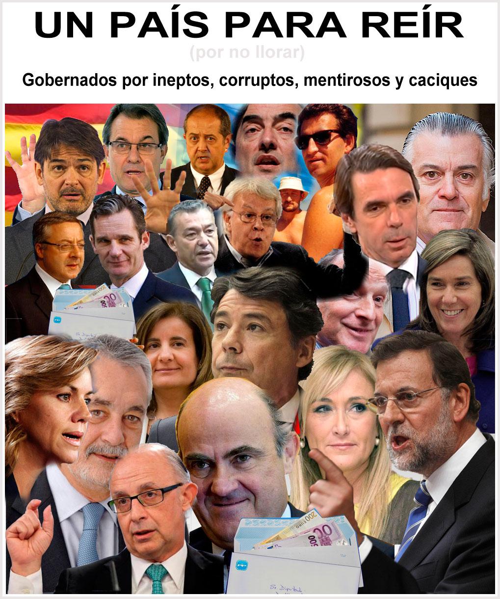 Resultado de imagen de sistema democràtic corrupte