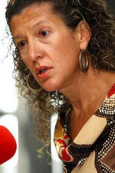 La consejera de educación del gobierno de Canarias